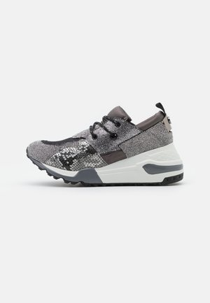 CLIFF - Trainers - pewter/multicolor