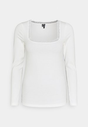 VMGLADYS  - Long sleeved top - snow white