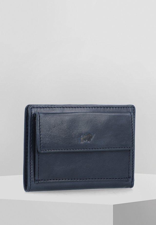 AREZZO RFID 8 CM - Portefeuille - blue