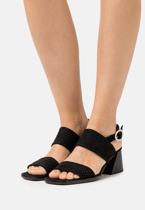 VEGAN JESSICA - Sandals - black