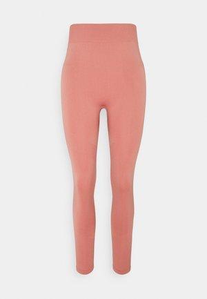 BLANKA - Leggings - dark pink