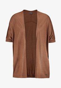 Samoon - Vest - mocca brown - 3