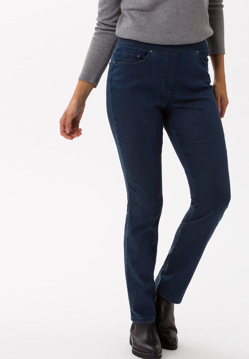BRAX - STYLE PAMINA - Jeans slim fit - stoned