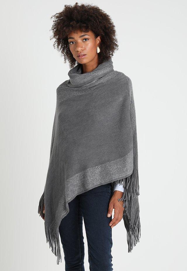 Pláštěnka - grey/silver