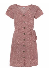 Protest - UNNA  - Day dress - terracota - 2