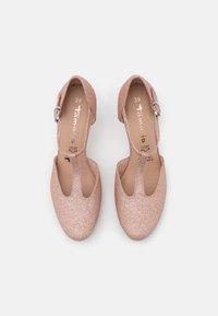 Tamaris - Platform heels - rose glam - 4