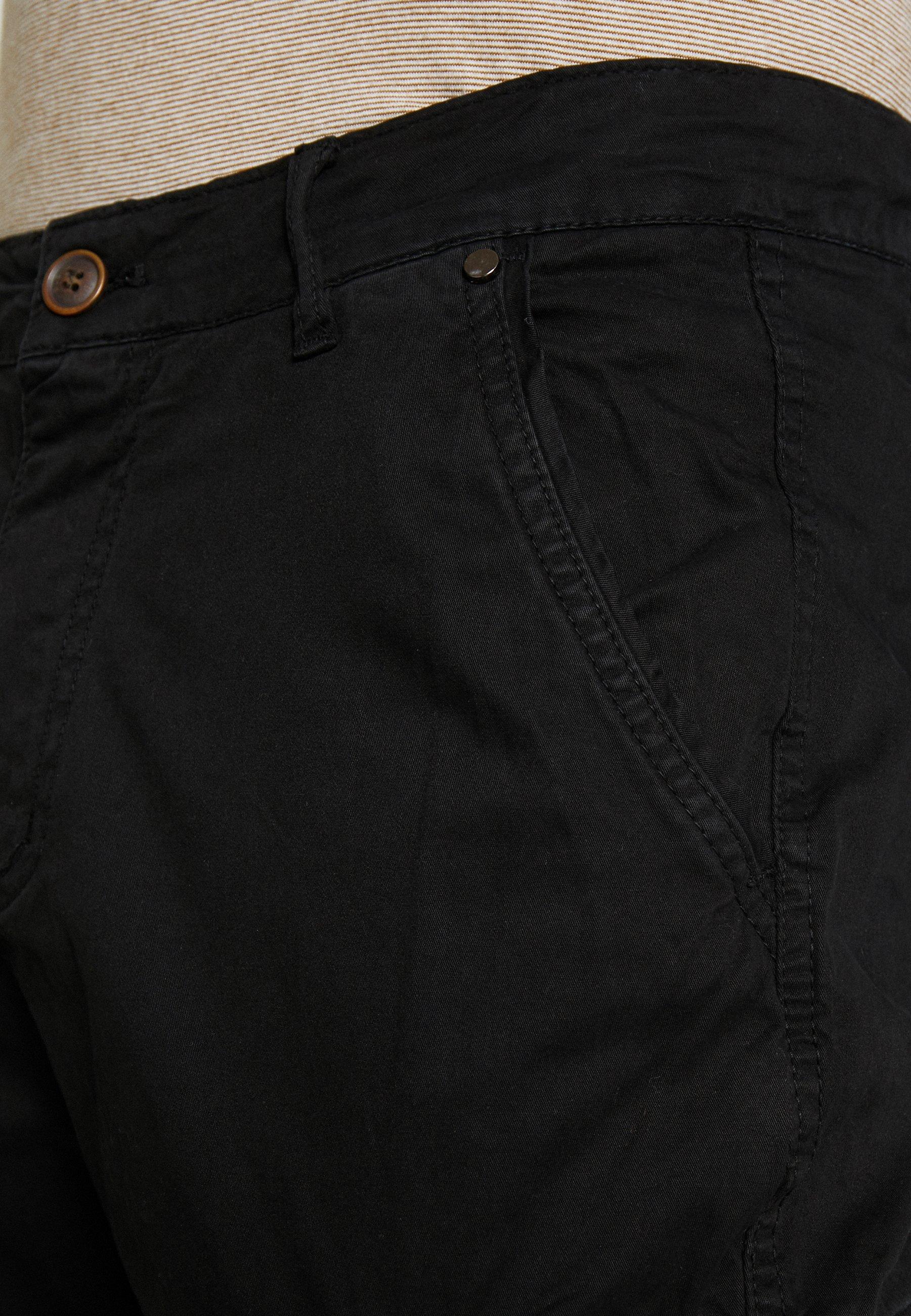 Blend Cargobukse - Black/svart
