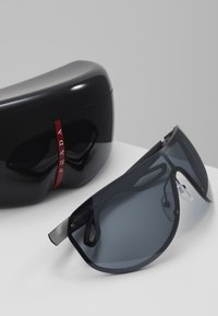 Prada Linea Rossa - Solbriller - black - 2