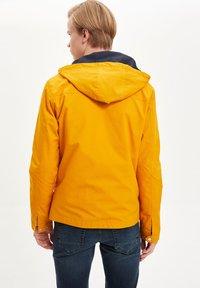DeFacto - Light jacket - yellow - 2
