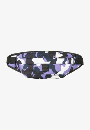 URBAN CLASSICS CAMO SHOULDER BAG - Bum bag - ultraviolet camo