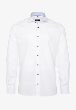 MODERN FIT - Shirt - weiß