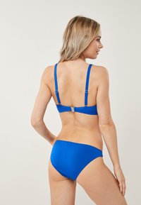 Next - SHAPE ENHANCING  - Bikini top - blue - 1