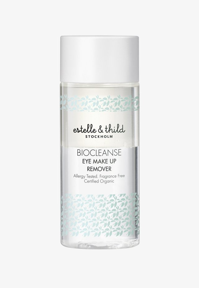 BIOCLEANSE EYE MAKE UP REMOVER 150ML - Makeup remover - -