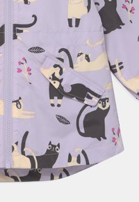 Lindex - CATS - Impermeable - light lilac - 3