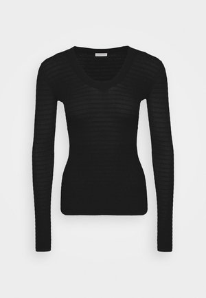 BONAMIA - Jumper - black