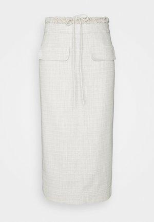 TAYLOR SKIRT - Pencil skirt - blend beige