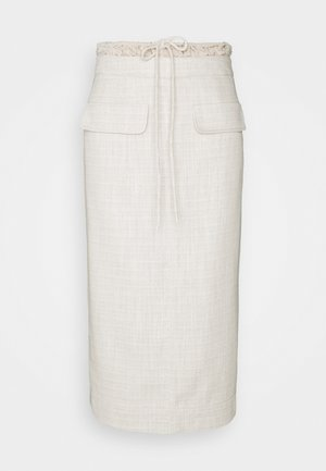 TAYLOR SKIRT - Pencil skirt - blend beige