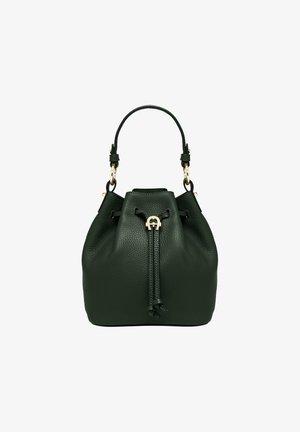 TARA - Handbag - deep green