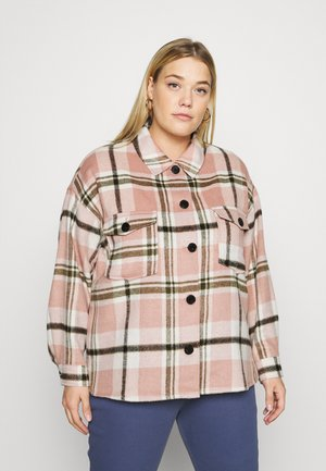VMAUTUMN JACKET - Summer jacket - light pink