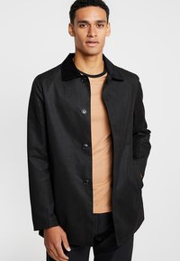 Pier One - Cappotto corto - black - 0