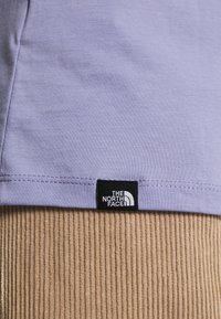 The North Face - FINE TEE - Print T-shirt - sweet lavender - 5