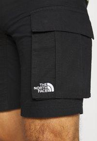 The North Face - ANTICLINE CARGO SHORT - Träningsshorts - black - 3