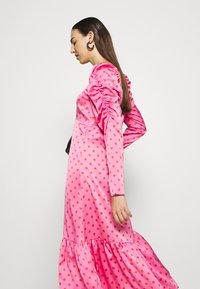 Cras - PILCRAS DRESS - Vapaa-ajan mekko - pink - 4