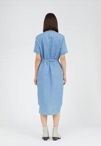 ARMEDANGELS - MAARE - Denim dress - foggy blue - 1