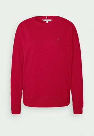 OVERSIZED OPEN - Mikina - primary red