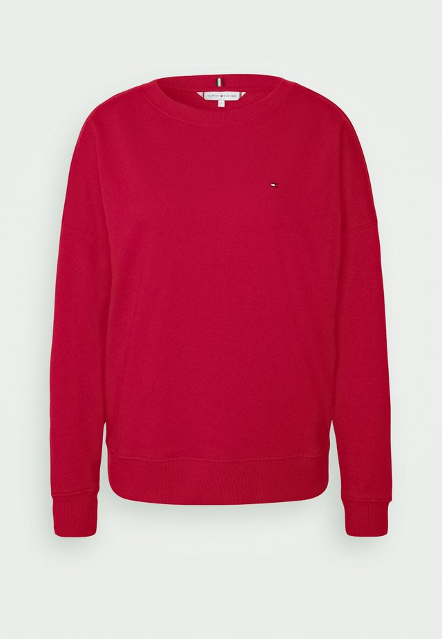 OVERSIZED OPEN - Sweatshirt - primary red