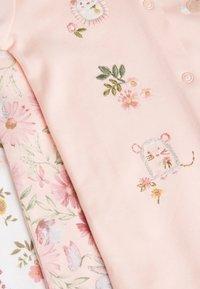 Next - 3 PACK  - Pyjamas - pink - 5