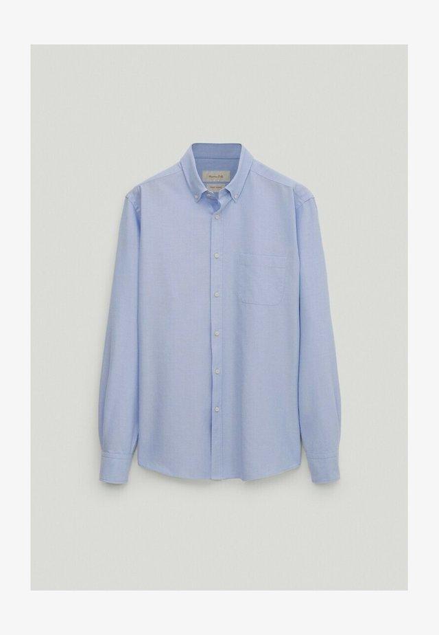 REGULAR-FIT - Koszula biznesowa - light blue
