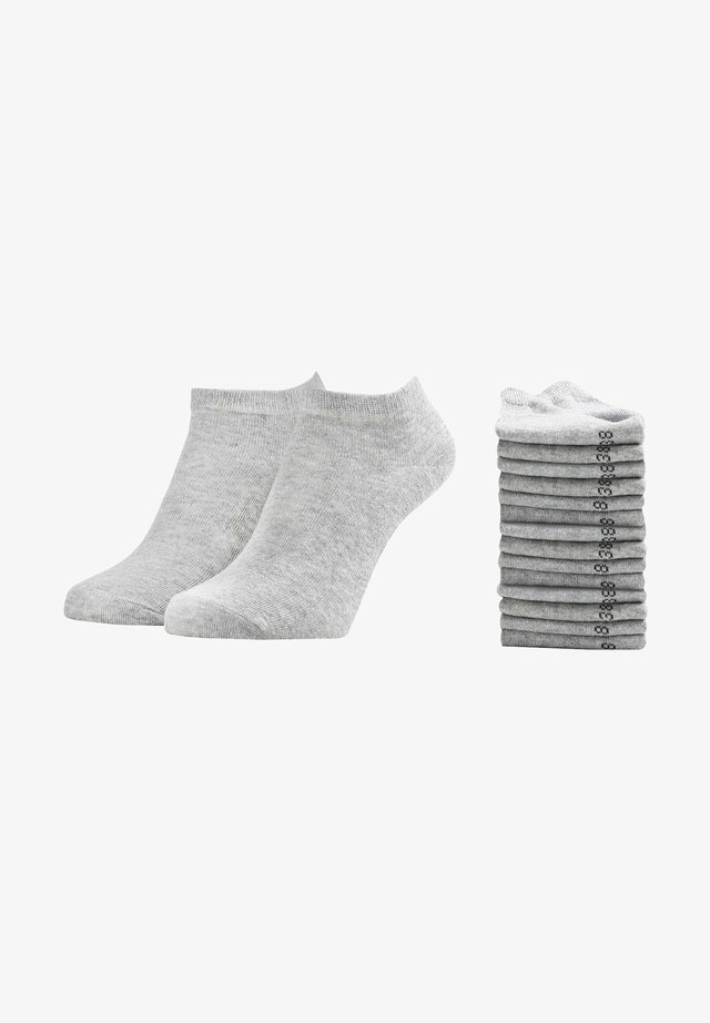 15 PACK - Sokken - grau