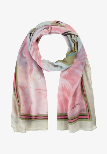 PAPAGEIEN - Scarf - rosa