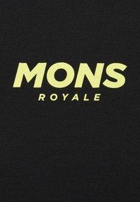 Mons Royale - TARN FREERIDE TANK - Top - lilac/black - 2