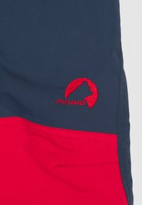 Finkid - TOOPE UNISEX - Snow pants - navy/red - 2