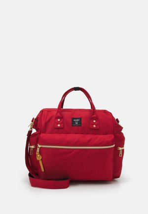 CROSS BOTTLE UNISEX - Batoh - red