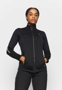 Toni Sailer - Fleece jacket - black - 0