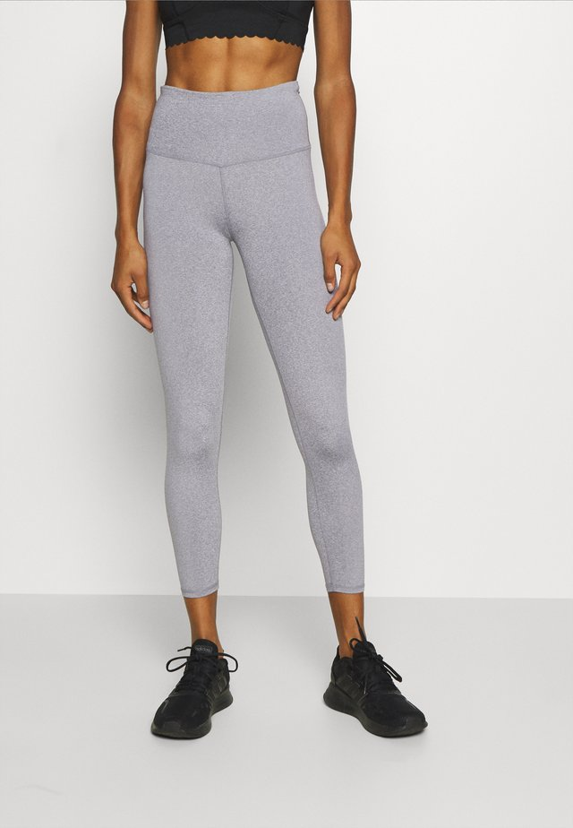 ACTIVE HIGHWAIST CORE - Legging - mid grey marle