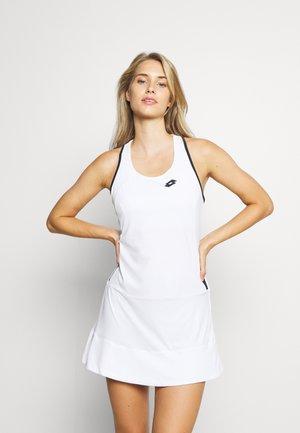 SQUADRA DRESS - Jurken - bright white