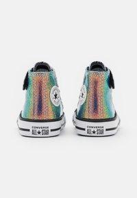 Converse - CHUCK TAYLOR ALL STAR GLITTER  - Sneakers alte - white/black - 2