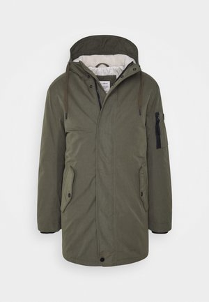 Parka - olive night green