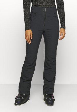 BORJA - Spodnie narciarskie - black