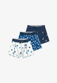 Claesen's - BOYS BOXER  3 PACK - Pants - blue - 3