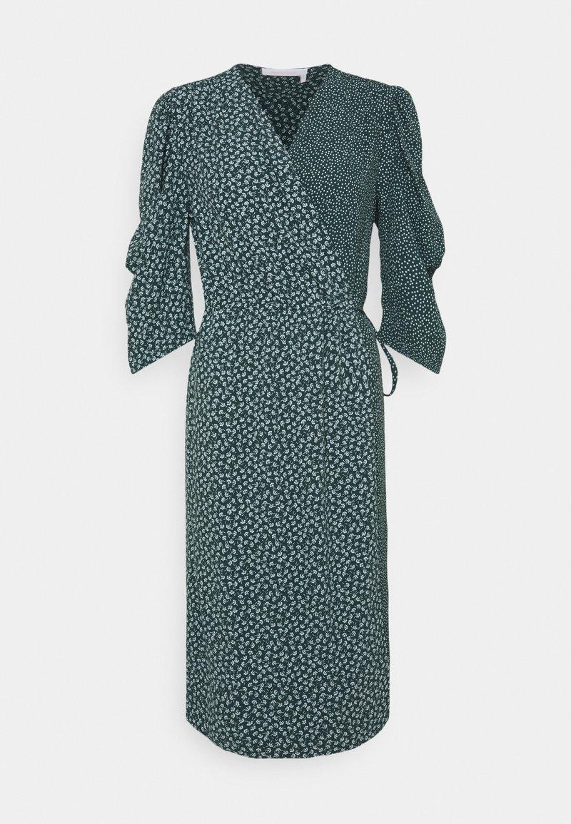 See by Chloé - Denní šaty - green/blue