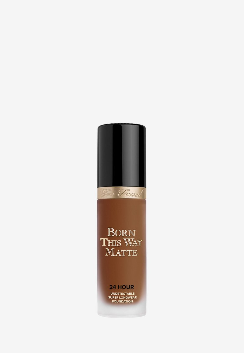Too Faced - BORN THIS WAY MATTE FOUNDATION - Foundation - truffle