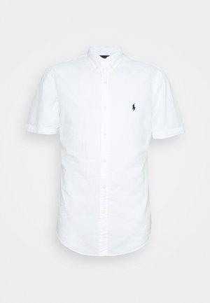 SEERSUCKER  - Camicia - white