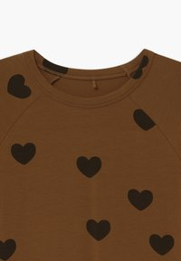Mini Rodini - HEARTS - Jersey dress - brown - 3