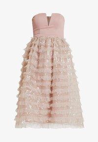 Rare London - SEQUIN DETAIL PROM DRESS - Cocktail dress / Party dress - lilac - 4