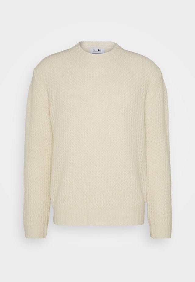 SIGGI - Jersey de punto - off white